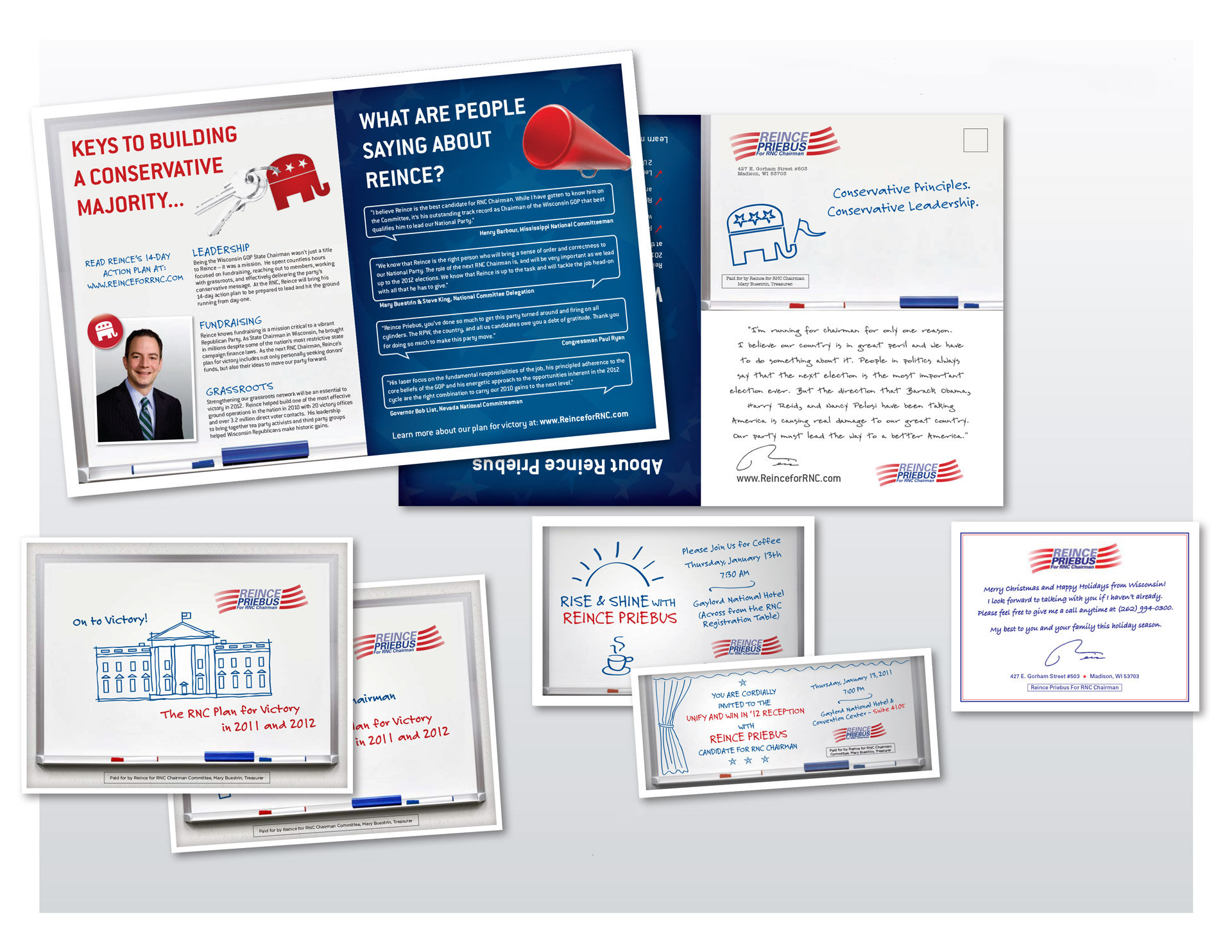 Reince Priebus Direct Mail